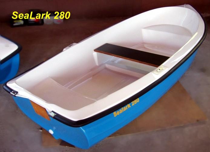 материал обшивки лодки